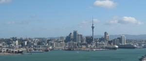 Auckland vu de Devonport